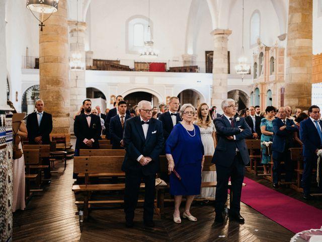 La boda de Jose Antonio y Fátima en Zafra, Badajoz 64