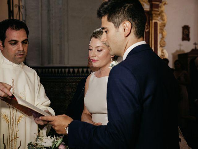 La boda de Jose Antonio y Fátima en Zafra, Badajoz 67