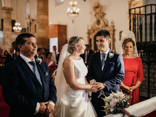 La boda de Jose Antonio y Fátima en Zafra, Badajoz 68