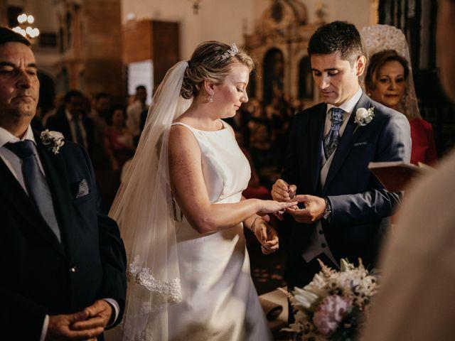 La boda de Jose Antonio y Fátima en Zafra, Badajoz 71