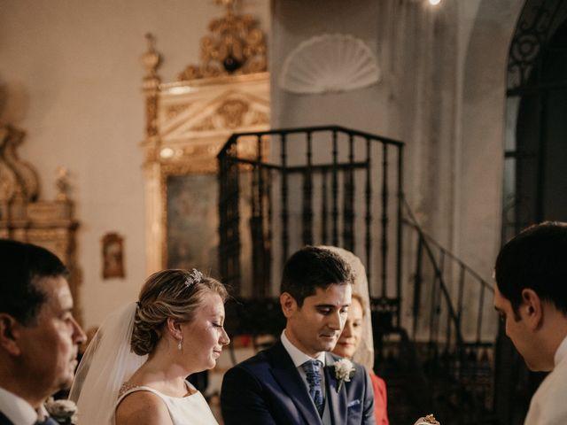 La boda de Jose Antonio y Fátima en Zafra, Badajoz 74