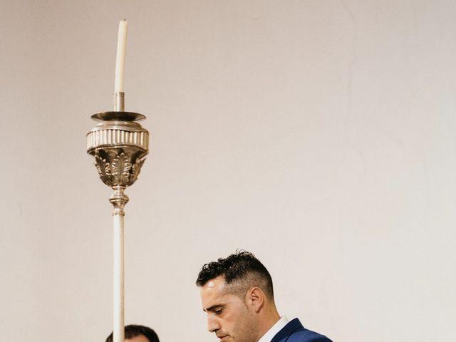 La boda de Jose Antonio y Fátima en Zafra, Badajoz 80