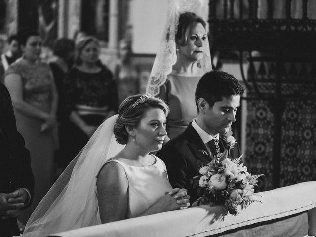 La boda de Jose Antonio y Fátima en Zafra, Badajoz 82
