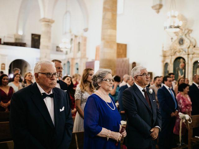 La boda de Jose Antonio y Fátima en Zafra, Badajoz 85