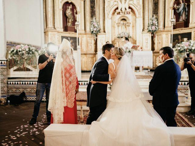 La boda de Jose Antonio y Fátima en Zafra, Badajoz 86