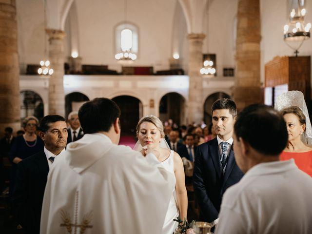 La boda de Jose Antonio y Fátima en Zafra, Badajoz 87