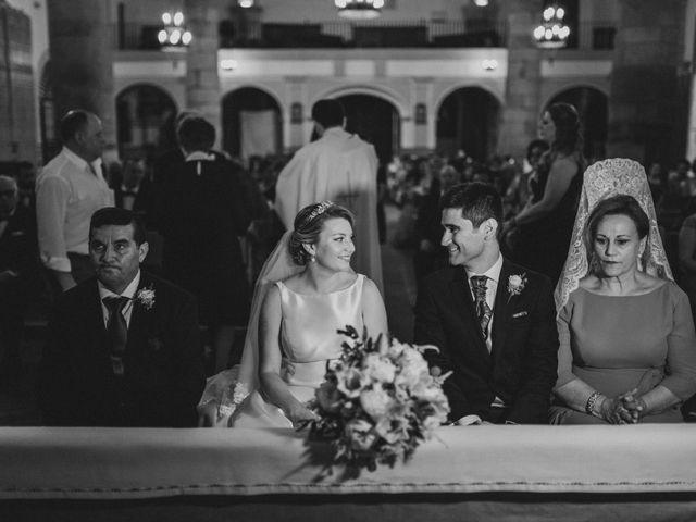 La boda de Jose Antonio y Fátima en Zafra, Badajoz 89