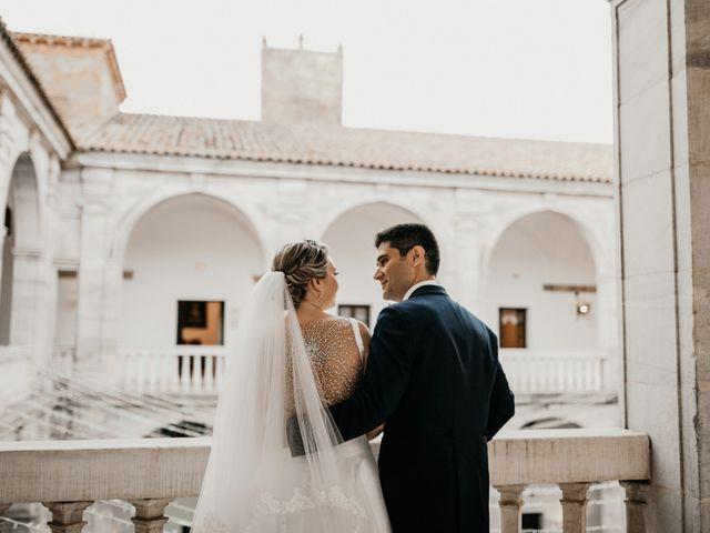 La boda de Jose Antonio y Fátima en Zafra, Badajoz 96