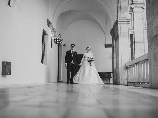 La boda de Jose Antonio y Fátima en Zafra, Badajoz 98