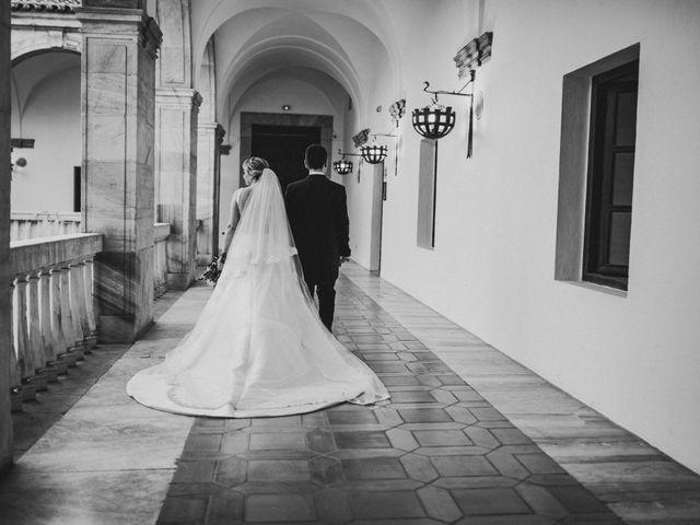 La boda de Jose Antonio y Fátima en Zafra, Badajoz 100