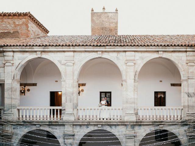La boda de Jose Antonio y Fátima en Zafra, Badajoz 101