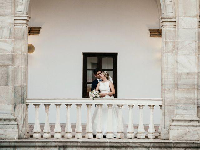 La boda de Jose Antonio y Fátima en Zafra, Badajoz 102