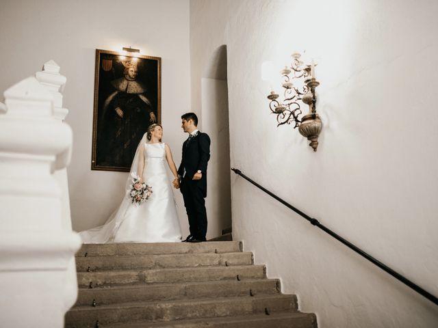 La boda de Jose Antonio y Fátima en Zafra, Badajoz 105
