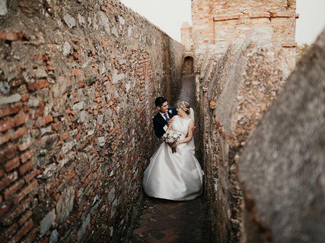 La boda de Jose Antonio y Fátima en Zafra, Badajoz 112