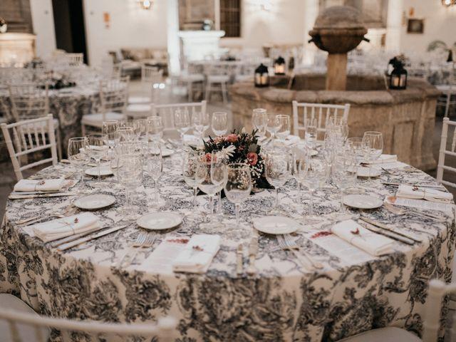 La boda de Jose Antonio y Fátima en Zafra, Badajoz 122