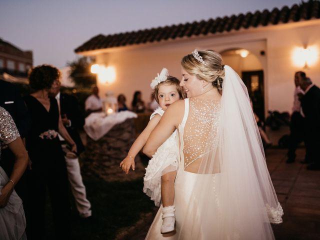 La boda de Jose Antonio y Fátima en Zafra, Badajoz 125