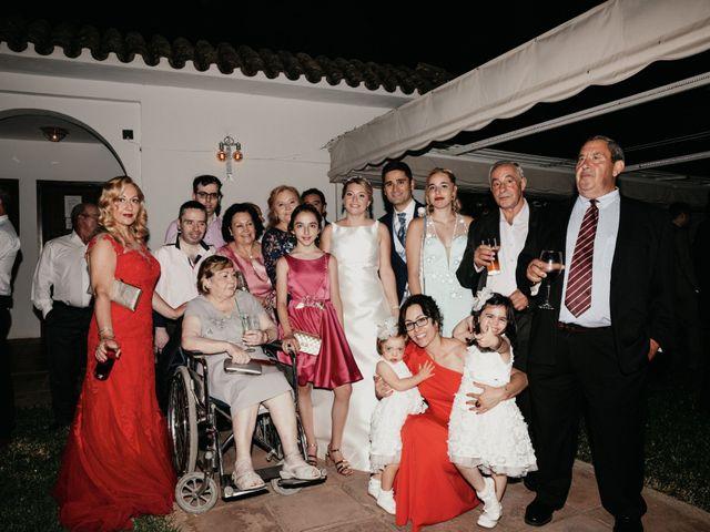 La boda de Jose Antonio y Fátima en Zafra, Badajoz 127