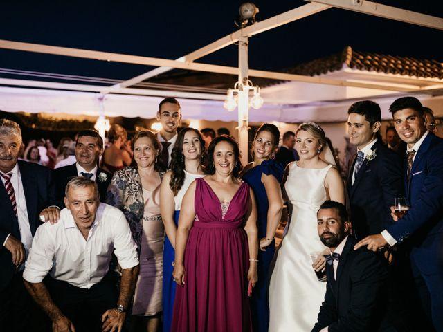 La boda de Jose Antonio y Fátima en Zafra, Badajoz 129