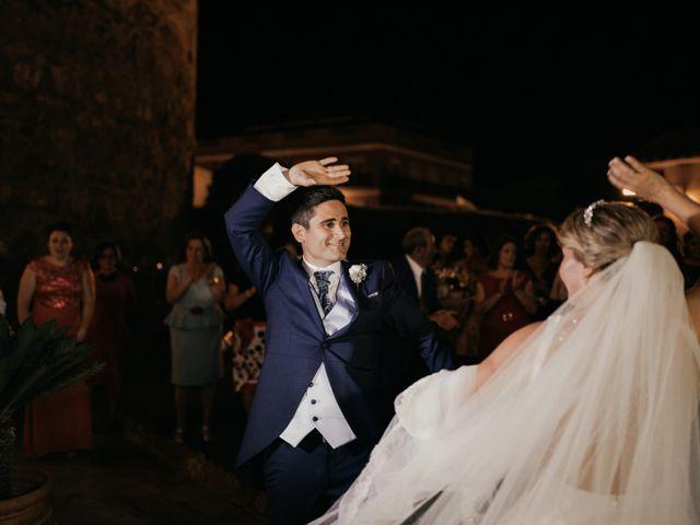 La boda de Jose Antonio y Fátima en Zafra, Badajoz 133