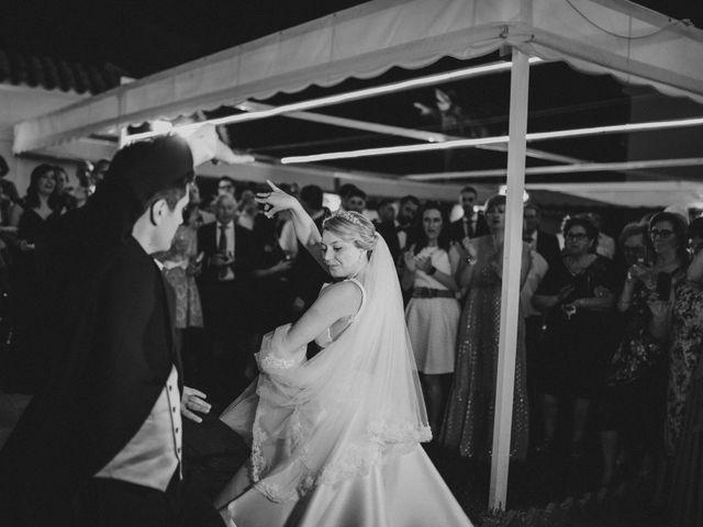 La boda de Jose Antonio y Fátima en Zafra, Badajoz 135