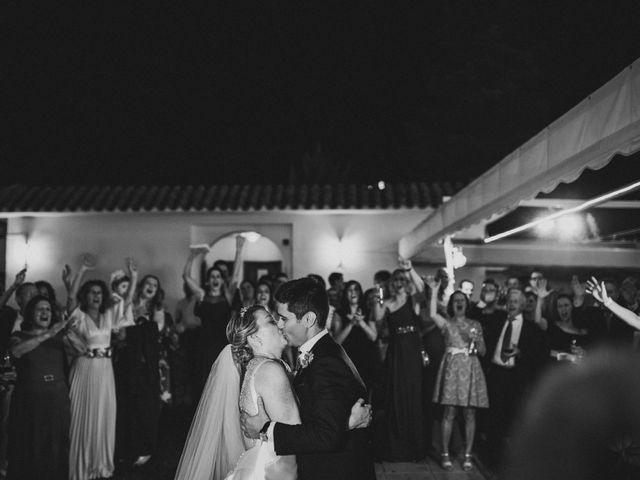 La boda de Jose Antonio y Fátima en Zafra, Badajoz 136