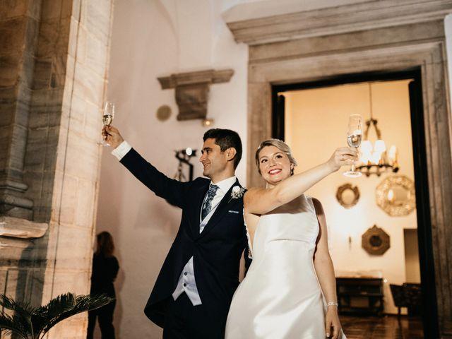 La boda de Jose Antonio y Fátima en Zafra, Badajoz 138