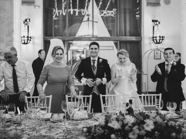 La boda de Jose Antonio y Fátima en Zafra, Badajoz 140
