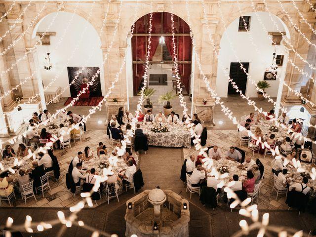 La boda de Jose Antonio y Fátima en Zafra, Badajoz 142