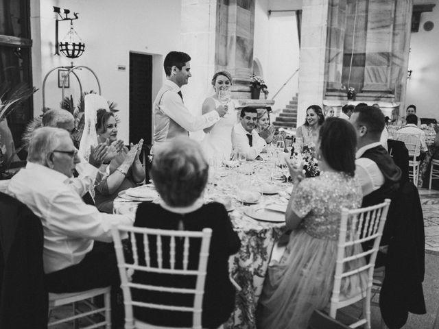 La boda de Jose Antonio y Fátima en Zafra, Badajoz 143