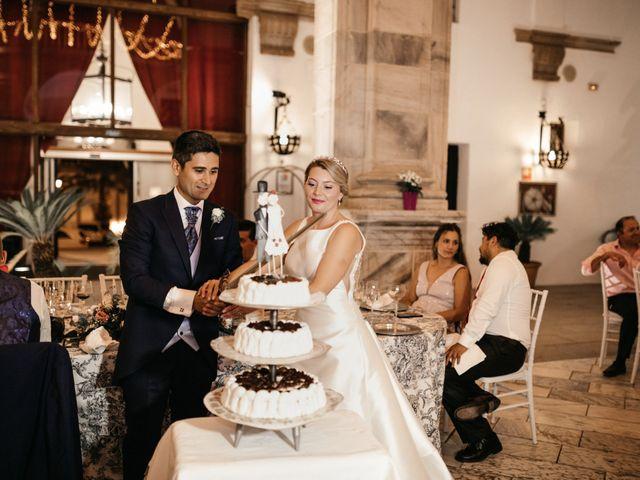 La boda de Jose Antonio y Fátima en Zafra, Badajoz 145