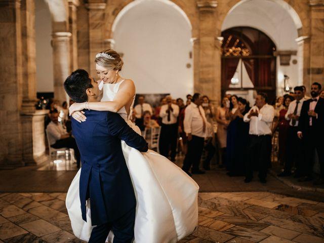 La boda de Fátima y Jose Antonio