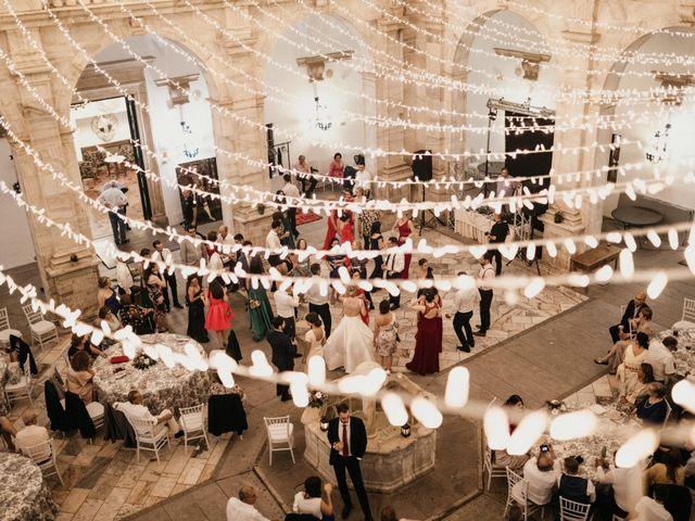 La boda de Jose Antonio y Fátima en Zafra, Badajoz 165