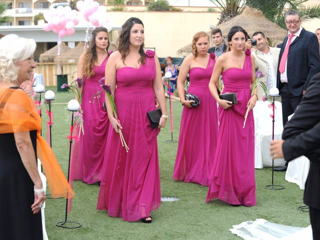 La boda de Diego y Miriam en Lloret De Mar, Girona 8