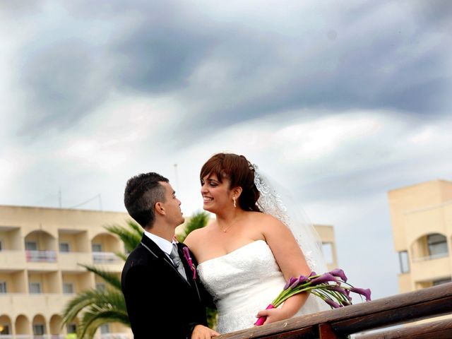 La boda de Diego y Miriam en Lloret De Mar, Girona 18
