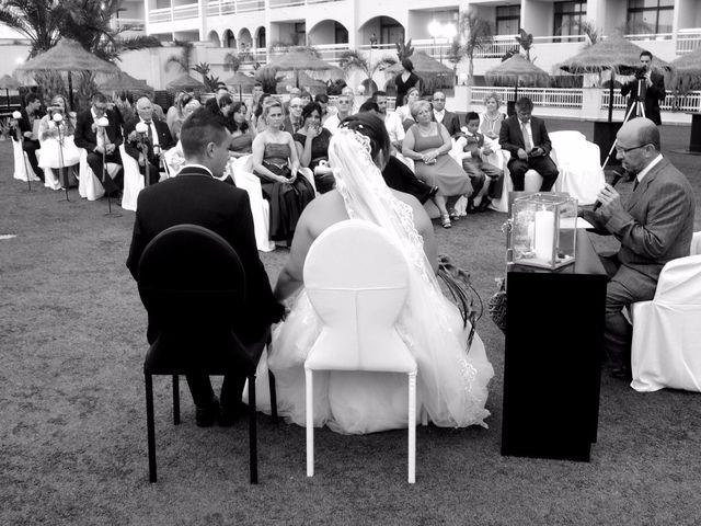 La boda de Diego y Miriam en Lloret De Mar, Girona 32