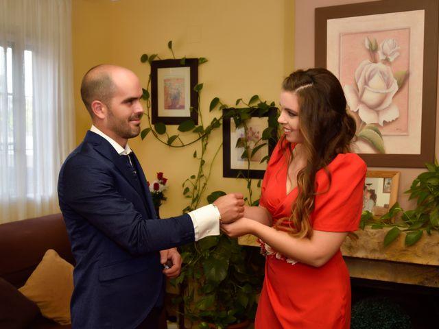 La boda de José y Virginia en Málaga, Málaga 5