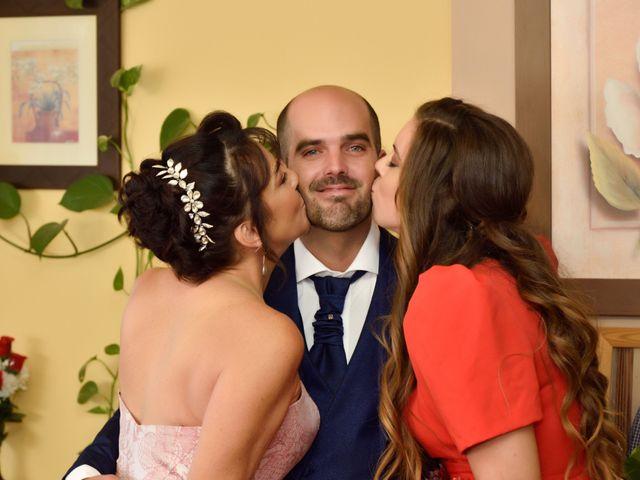 La boda de José y Virginia en Málaga, Málaga 10