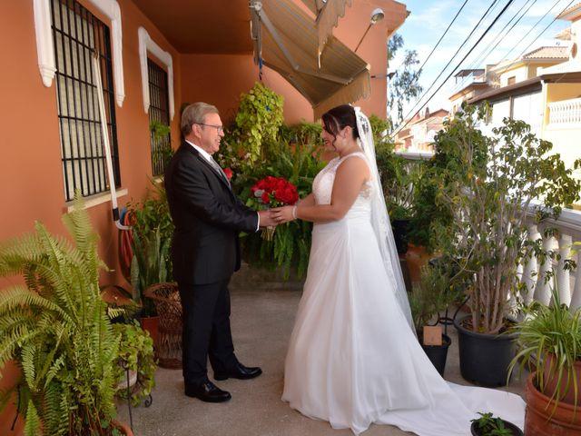 La boda de José y Virginia en Málaga, Málaga 17