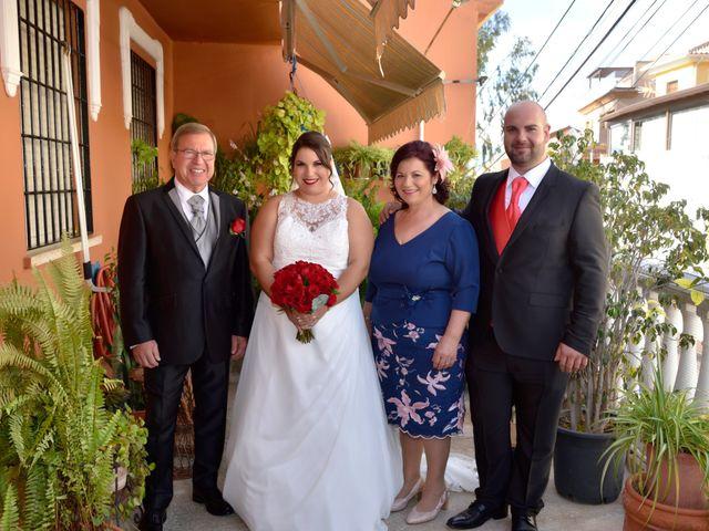 La boda de José y Virginia en Málaga, Málaga 18