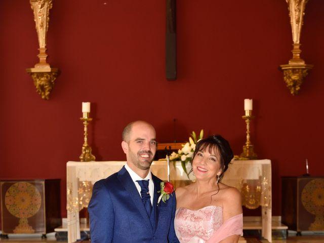 La boda de José y Virginia en Málaga, Málaga 19