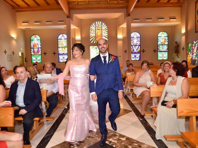 La boda de José y Virginia en Málaga, Málaga 20