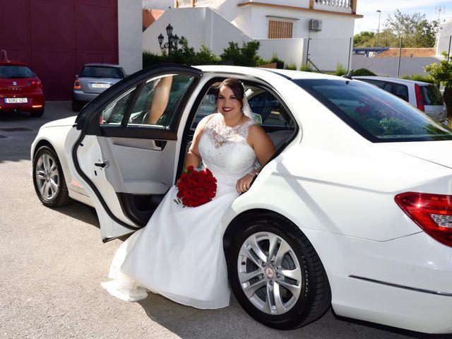 La boda de José y Virginia en Málaga, Málaga 21