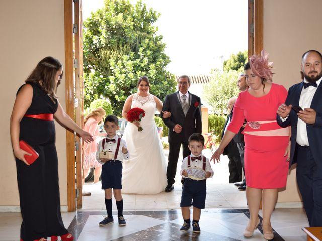 La boda de José y Virginia en Málaga, Málaga 22