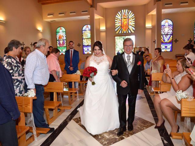 La boda de José y Virginia en Málaga, Málaga 23