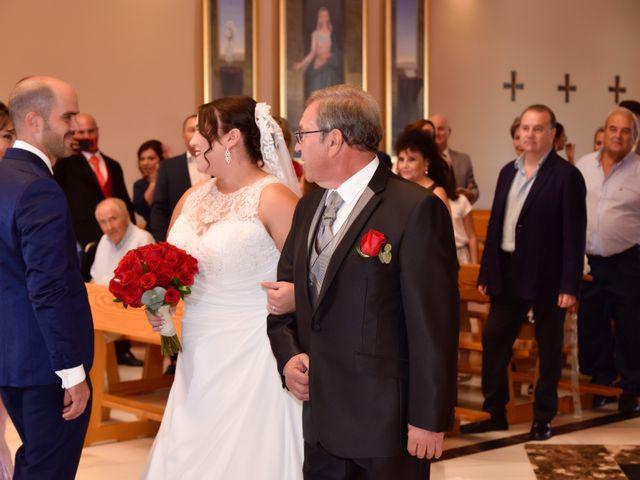 La boda de José y Virginia en Málaga, Málaga 24