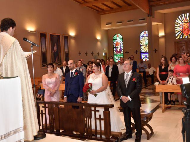 La boda de José y Virginia en Málaga, Málaga 25