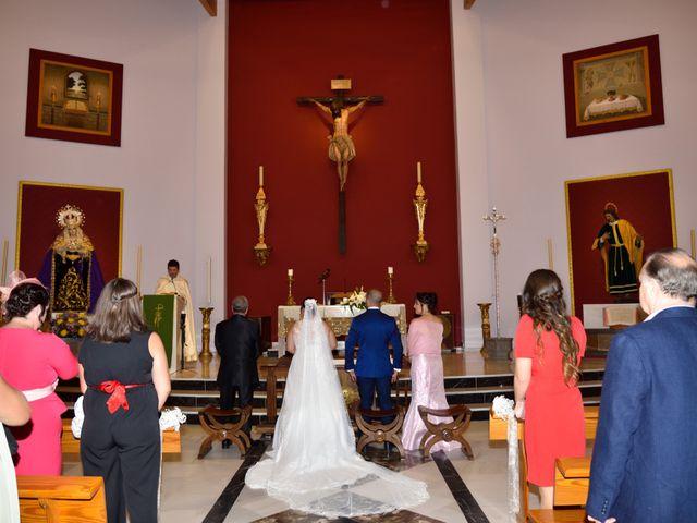 La boda de José y Virginia en Málaga, Málaga 26