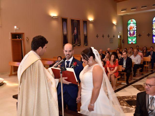 La boda de José y Virginia en Málaga, Málaga 29