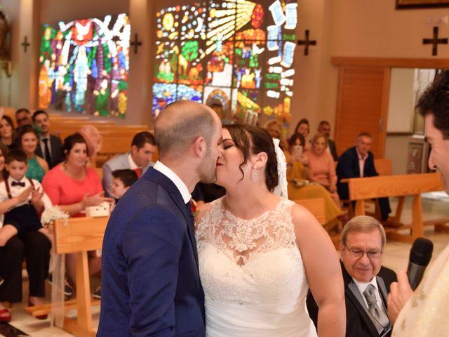 La boda de José y Virginia en Málaga, Málaga 30