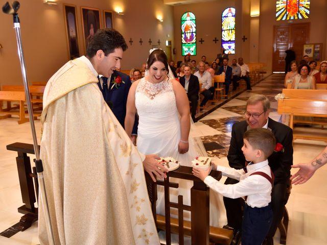 La boda de José y Virginia en Málaga, Málaga 31